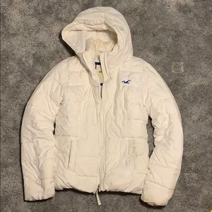 Hollister Puff Down Jacket